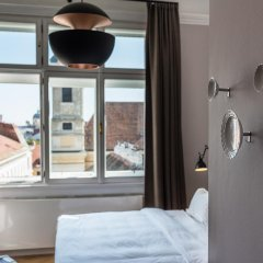 Small Luxury Hotel Altstadt Vienna 4* Стандартный номер с различными типами кроватей фото 5