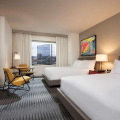 Отель Hyatt Regency Bloomington-Minneapolis Блумингтон комната для гостей фото 2
