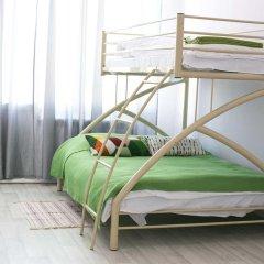 Хостел Bla Bla Hostel Rostov Стандартный номер с различными типами кроватей фото 15