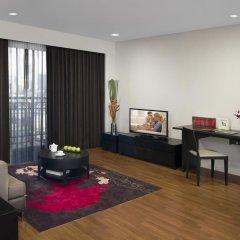 Отель Somerset Park Suanplu Улучшенные апартаменты фото 19