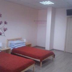 Наш Хостел Кровать в общем номере с двухъярусной кроватью фото 2