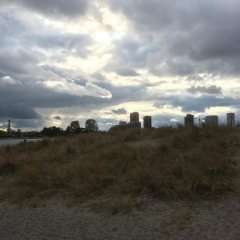 Отель Guesthouse Copenhagen Beach пляж