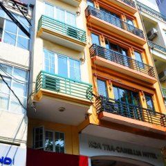 Отель Camellia 3 2* Улучшенный номер
