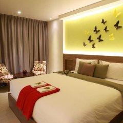 Levana Pattaya Hotel 4* Улучшенный номер фото 10