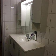 Отель Hamresanden Ferieleiligheter Норвегия, Кристиансанд - отзывы, цены и фото номеров - забронировать отель Hamresanden Ferieleiligheter онлайн ванная фото 2