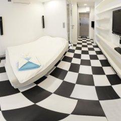 Отель Goodnight Warsaw 3* Студия с различными типами кроватей фото 7