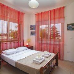 Отель Villa Michelle 2 Кипр, Протарас - отзывы, цены и фото номеров - забронировать отель Villa Michelle 2 онлайн комната для гостей фото 4