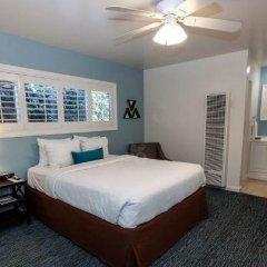 Отель Santa Monica Motel 2* Стандартный номер с различными типами кроватей фото 15