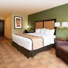 Отель Extended Stay America Elizabeth - Newark Airport США, Элизабет - отзывы, цены и фото номеров - забронировать отель Extended Stay America Elizabeth - Newark Airport онлайн комната для гостей фото 2