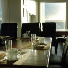 Отель Åmøy Fjordferie в номере