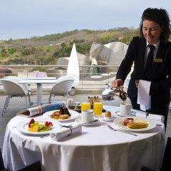 Gran Hotel Domine Bilbao 5* Улучшенный номер с различными типами кроватей фото 10