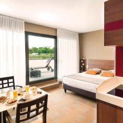Hotel Lyon Métropole 4* Семейные апартаменты с двуспальной кроватью фото 3