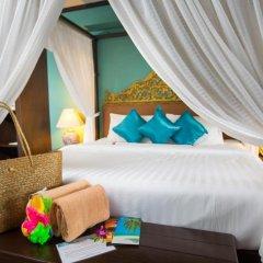 The Fair House Beach Resort & Hotel 3* Люкс с различными типами кроватей фото 6