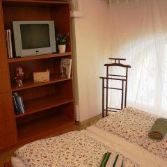 Hello Budapest Hostel Будапешт удобства в номере