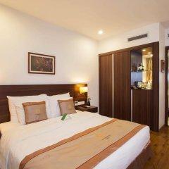 Authentic Hanoi Boutique Hotel 4* Номер Делюкс с двуспальной кроватью