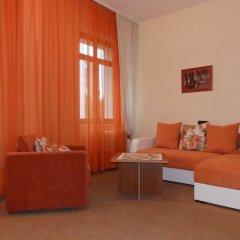 Hotel N 3* Улучшенные апартаменты с различными типами кроватей фото 3