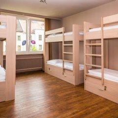 Smart Stay - Hostel Munich City Кровать в общем номере фото 3