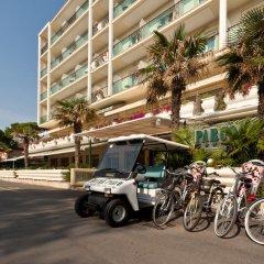 Hotel Parco спортивное сооружение