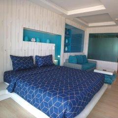 Отель Blue Ocean Suite Улучшенные апартаменты фото 10