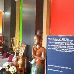Royal Asia Lodge Hotel Bangkok питание фото 3