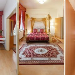 Апартаменты Castle Apartments спа