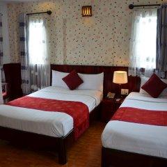 Hong Thien Backpackers Hotel 2* Номер Делюкс с 2 отдельными кроватями фото 2