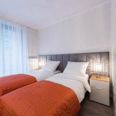 Отель EXCLUSIVE Aparthotel Улучшенные апартаменты с 2 отдельными кроватями фото 9