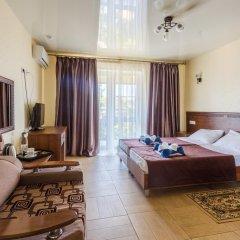 Гостиница Славянка 3* Стандартный номер с различными типами кроватей фото 4