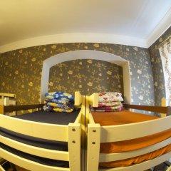 Hostel Shtraus House Кровать в общем номере с двухъярусной кроватью фото 10