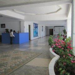 Отель Голубой Иссык-Куль интерьер отеля