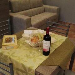 Отель Calarossa residence Сиракуза питание