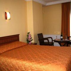 Kafkas Hotel 3* Стандартный номер с двуспальной кроватью фото 4