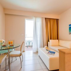 Отель Afandou Bay Resort Suites 5* Люкс с различными типами кроватей фото 6