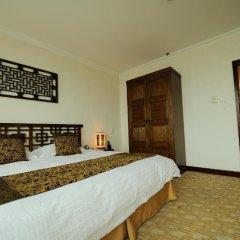 Howard Johnson Paragon Hotel Beijing комната для гостей фото 2