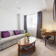 Отель Thistle Kensington Gardens 4* Номер Делюкс с различными типами кроватей фото 4