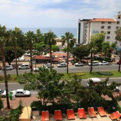 Отель Miray Аланья пляж фото 2
