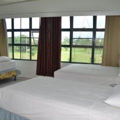 Grand Melanesian Hotel 2* Семейный номер Делюкс с двуспальной кроватью фото 7