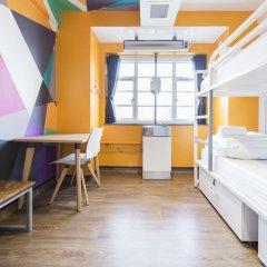 Отель Generator London Великобритания, Лондон - отзывы, цены и фото номеров - забронировать отель Generator London онлайн комната для гостей фото 3