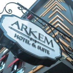 Arkem Hotel 1 городской автобус