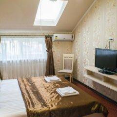 Гостиница Сапсан комната для гостей фото 21