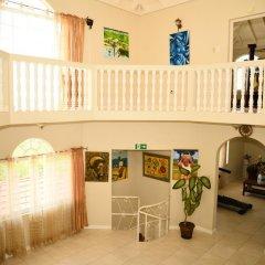 Отель Retreat Guest House Ямайка, Дискавери-Бей - отзывы, цены и фото номеров - забронировать отель Retreat Guest House онлайн интерьер отеля