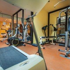 Отель Bansko SPA & Holidays фитнесс-зал