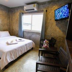 Отель At smile house 2* Улучшенный номер с двуспальной кроватью фото 11