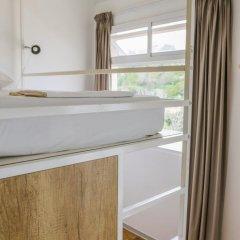 Inhawi Hostel Кровать в общем номере с двухъярусной кроватью фото 23