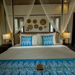 Отель Koh Yao Yai Village 4* Вилла Делюкс с различными типами кроватей фото 7