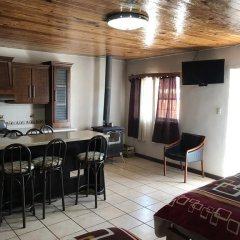 Hotel Doña Crucita 2* Стандартный семейный номер с двуспальной кроватью фото 10