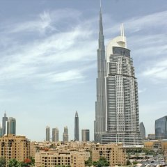 Апартаменты One Perfect Stay Studio Burj Al Nujoom фото 6