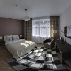 Гостиница Силуэт Люкс с различными типами кроватей фото 2