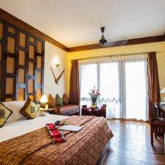 Отель Victoria Sapa Resort & Spa 4* Улучшенный номер фото 2