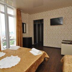Гостиница Омега комната для гостей